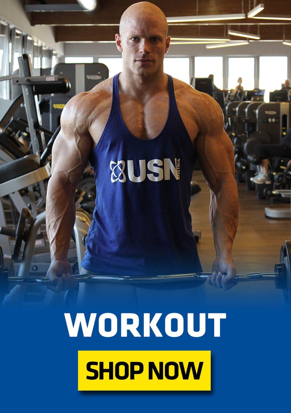 USN Austria Workout Supplements