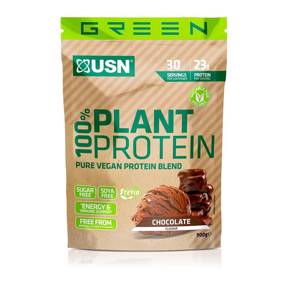USN Austria veganes Plant Protein